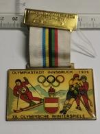 Luxembourg Médaille, 1 Nachtwanderung KEHLEN 1976 - Entriegelungschips Und Medaillen