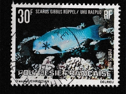 POLYNESIE YT 174 Oblitéré 1982 - Polynésie Française
