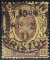 Great Britain   .  Yvert   .  111      .   O    .    Cancelled .   /   .   Oblitéré - Gebraucht