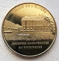 Monnaie De Paris 75.Paris - Palais De L'Elysée Journées Du Patrimoine 2012 - Monnaie De Paris