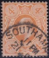 Great Britain   .  Yvert   .  122     .   O    .    Cancelled .   /   .   Oblitéré - Gebraucht