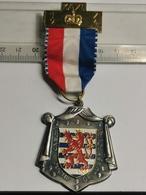 Luxembourg Médaille, Marche KAYL 1974 - Entriegelungschips Und Medaillen