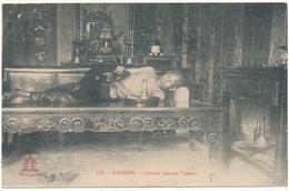 SAIGON - Chinois Fumant L'Opium - Pli Coin Sup. Gauche - Vietnam