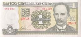 Cuba 1 Peso, P-128g (2016) - UNC - Cuba