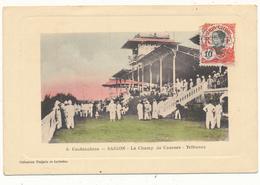 SAIGON - Le Champ De Courses, Tribunes - Vietnam