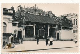 SAIGON - Carte Photo D'un Temple - Vietnam