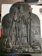 Luxembourg, St. Willibrordus Echternach. Signé Duchscher - Entriegelungschips Und Medaillen