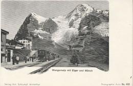 Suisse - WENGERNALP Mit Eiger Und Mönch - BE Berne