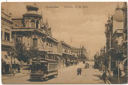 MONTEVIDEO - Avenida 18 De Julio - Uruguay