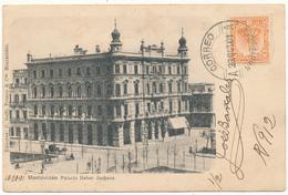 MONTEVIDEO - Palacio Heber Jackson - Uruguay