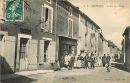 THENEZAY LA RUE DE LA POSTE - Thenezay