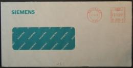 Belgium - Advertising Meter Franking Cover 1996 Buizingen C6164 - Franking Machines