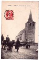 7170 - Gouvy- Belgique ( Luxembourg ) - L'Eglise ( Monument Très Ancien )- - Gouvy