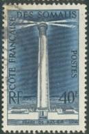 Côte Française Des Somalis 1941-1958 - N° 286 (YT) N° 288 (AM) Oblitéré. - Costa Francesa De Somalia (1894-1967)