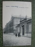 "TERMONDE - L'HOPITAL MILITAIRE 1906 ( Ed. Impr. ""De Onpartijdige"" ) - Dendermonde"