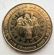 Monnaie De Paris. Belgique - Numismates Bruxelles 2007 - Monnaie De Paris