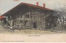 Suisse - THUN - Chalet De L' Oberland - BE Berne