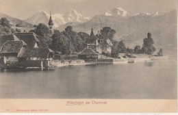 Suisse - THUN - Hilterfingen Am Thunersee - BE Berne