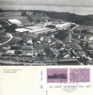 Cortaillod - En Avion Au-dessus De...         Ca. 1950 - NE Neuenburg