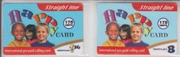 ISRAEL 2009 STRAIGHT LINE BEZEQ INTERNATIONAL HAPPY CARD 175 UNITS - Israel