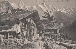 Suisse - THUN - Im Berneroberland (Jungfrau, Mönch, Eiger) - BE Berne