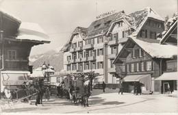 Suisse - GSTAAD - Hôtel National - BE Berne