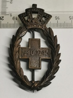 Insigne Belgique, Croix Rouge WW2 1940-1945 - België
