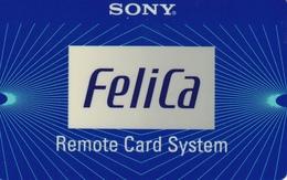 Sony Felica - Frankreich