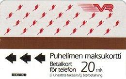 Finland Phonecard VR2 ( MINT ) - Finnland