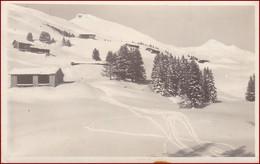 Lenzerheide * Hütte, Winter, Alpen * Schweiz * AK2802 - GR Grisons