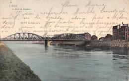 Liège - Le Pont De Bressoux (colorisée, DTC  1902) - Liège
