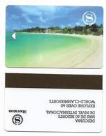 Sheraton Hotels, Used Magnetic Hotel Room Key Card #  Sheraton-37a - Cartas De Hotels