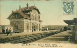 92* CHAVILLE – VELIZY  La Gare     MA106,0231 - Chaville