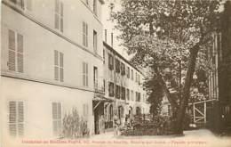 92* NEUILLY  SUR SEINE Institution Mme Rophe   MA106,0353 - Neuilly Sur Seine