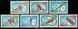 Scott 1053-1059   5af, 9af, 11af, 15af, 18af, 20af And 22af 1984 Olympics. Mint Never Hinged. - Afghanistan