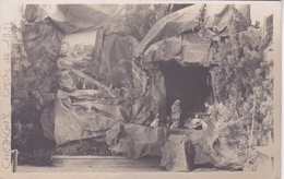 37 - CHEDIGNY - CARTE-PHOTO - LA CRECHE DE NOËL 1931 - Altri Comuni