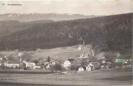 Dombresson - Vue Générale            Ca. 1910 - NE Neuenburg