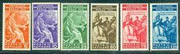 1935 Lawyers Congress,Emperor Justinian,Pope Gregory IX,Vatican,M45,CV$1,000,MNH - Neufs