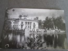 WARSZAWA, LAZIENKI PALAC , 1958 - Pologne