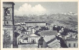 240/FP/20 - MONDOVI' (CUNEO) - PIAZZA: Panorama E Caserma Degli Alpini - Cuneo