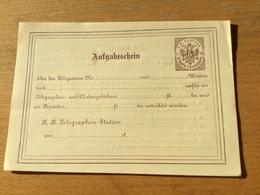 KS3 Österreich Ganzsache Stationery Entier Postal TA 11 - Entiers Postaux