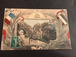CPA 1900/1920 Schlucht La Frontière - Francia