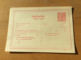 KS3 Österreich Ganzsache Stationery Entier Postal TA 26 - Entiers Postaux