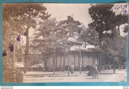 CPA - ARCACHON - Un Coin Du Parc Du Casino - Animée - 1902 - Arcachon