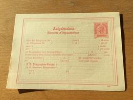 KS3 Österreich Ganzsache Stationery Entier Postal TA 29 - Entiers Postaux