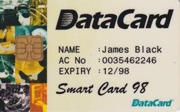 Datacard 1998 - Frankreich