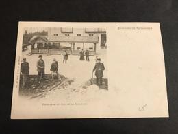 CPA 1900/1920 La Schlucht Frontière - Gerardmer
