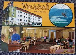 Norge Vrådal Turisthotell 1980 - Norvège