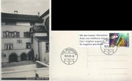 Neuveville - Hôtel De Ville  (LT BRAMBODEN)       Ca. 1930 / 2001 - BE Berne