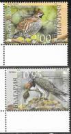 BULGARIA, 2019, MNH,EUROPA, BIRDS, 2v - 2019